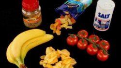 OMS face noi recomandari pentru consumul de sare si potasiu