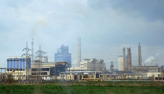 Combinatul Azomure?, amendat pentru poluare cu amoniac