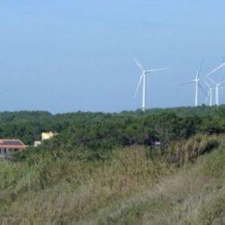 Parc eolian in zona municipiului Vaslui