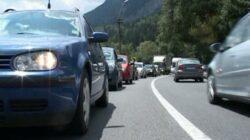 Transporturile rutiere otravesc aerul din judetul Suceava