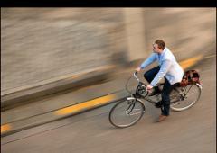 Piste de biciclete incalzite in Olanda