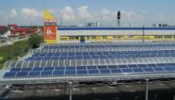 Selgros deschide un parc fotovoltaic de 2 mil. euro