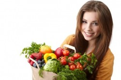 Alimentatia vegetariana exercita un efect protector impotriva bolilor cardiovasculare