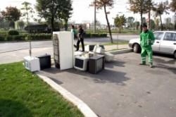 Campanie de reciclare a deseurilor electronice, in mediul rural