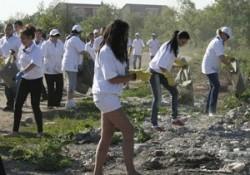 Actiune de ecologizare organizata de Primaria Municipiului Campia Turzii