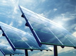 Primul parc fotovoltaic din Maramures functioneaza la Coltau