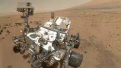 Roverul Curiosity a detectat schimbări în atmosfera planetei Marte