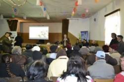 Seminar dedicat reducerii poluarii, la Balta Alba