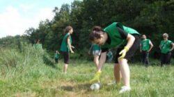 Actiune ecologica a Consiliul Local al Tinerilor din Giurgiu, de Ziua Europeana a Parcurilor