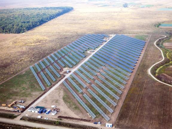 Francezii de la EcosunExpert intr? în produc?ia de energie cu un parc fotovoltaic la Podu Olt