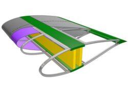 GE lucrează la turbina eoliană din material textil