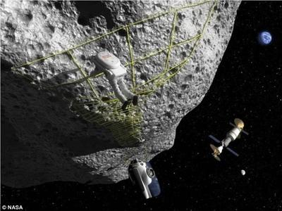 Cum pl?nuie?te NASA s? ne protejeze de amenin?area reprezentat? de asteroizi?