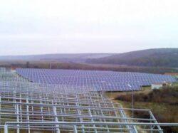 Investitie de 106,8 milioane lei intr-o statie de panouri fotovoltaice