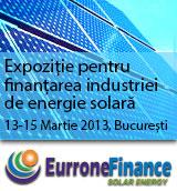 Expozitia Eurone Finance Solar Energy