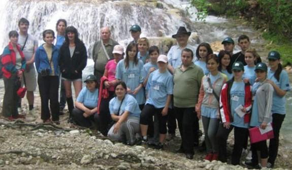 Cursuri pentru agen?i ecologici voluntari ?i ghizi voluntari pentru practicarea ecoturismului în sudul Banatului