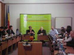 Ministrul Lucia-Ana Varga la prima întâlnire cu organizațiile neguvernamentale