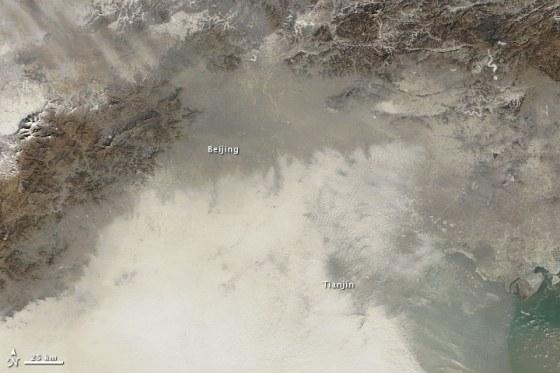 Costurile polu?rii la Beijing, între 19 ?i 39 miliarde de dolari pe an