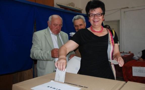 Primarul Maria Precup afirm? c? e de partea cet??enilor