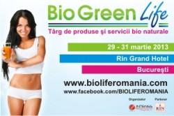 Bio Green Life,  targul de produse si servicii bio
