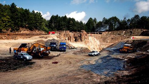 Grecia a sacrificat 600.000 de hectare de spa?iu natural în 20 de aniAur, cu orice pre?