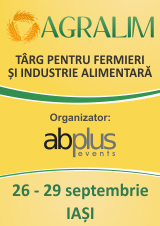Agralim 2013 - Targul pentru fermieri si indrustria alimentara