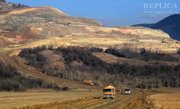 Extinderea unor cariere miniere, atacat? în instan?? de Greenpeace