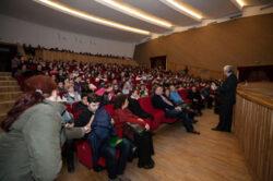 Peste 350 de elevi au participat la Consiliul Judetean, la cursul de ecologie