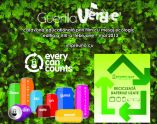 Guerilla Verde porneste lupta pentru colectarea dozelor de aluminiu si a bateriilor uzate