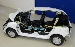 Noua tehnologie Hybrid Air (benzina + aer comprimat), prezentata de Citroen-Peugeot