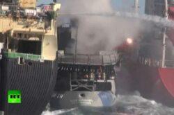 Ciocniri intre vapoarele activistilor si ale vanatorilor de balene