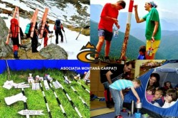 De 5 ani pe munte cu Asociatia Montana Carpati