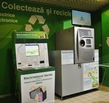 Green Group se parteneriaza cu retailerii pentru colectarea de PET-uri si electronice