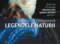 Ora Pamantului va fi marcata la Muzeul de Istorie Naturala al MNB din Sibiu in cadrul unui vernisaj