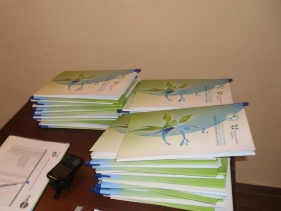 Seminarul pentru formare de formatori, educa?ie ecologic? in Bistri?a N?s?ud