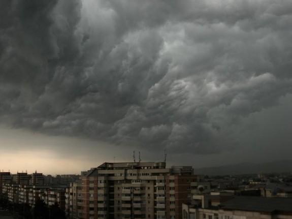 Romania, lovita de fenomene extreme in urmatorii ani