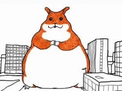 """Omenirea - un """"hamster"""" care creste si iar creste pana inghite planeta"""