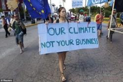 Rovana Plumb: Reducerea incalzirii globale cu doua grade, posibila cu implicarea principalilor emitatori de gaze cu efect de sera