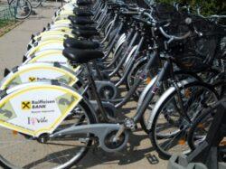 Centrul de inchirieri biciclete din Sibiu se redeschide din aprilie