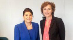 Rovana Plumb, la Bruxelles: Romania a primit inca 116 milioane de euro prin POS Mediu
