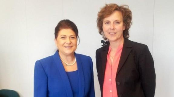 Rovana Plumb, la Bruxelles: România a primit înc? 116 milioane de euro prin POS Mediu