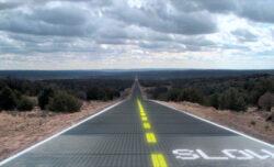 iitorul transportului: drumuri solare si sosele reincarcabile