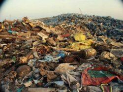 Insula virgina, devenita groapa de gunoi