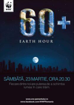 Timisoara, Capitala Earth Hour 2013, cu 3.580 de kilograme de deseuri adunate