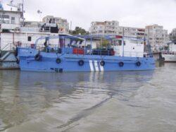 Nave multifunctionale de depoluare si colectare a deseurilor