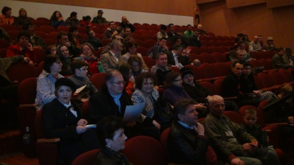 """Documentarul """"Delta Dun?rii – paradisul aproape pierdut"""", în premier? la Tulcea"""