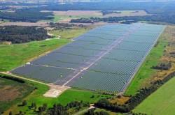 Satu Mare: Investitie de 65 de milioane de euro intr-un parc fotovoltaic