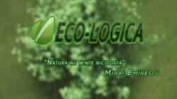 Eco-Logica - o noua emisiune pe teme de mediu