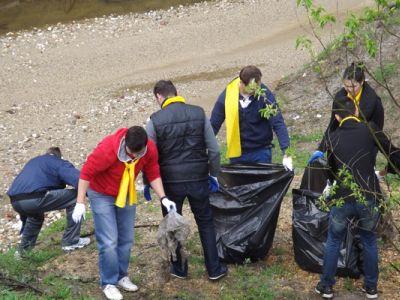 Bistrițenii așteptați la acțiunile de ecologizare din oraș