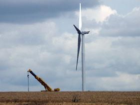 Se reduc investi?iile în energia eolian?