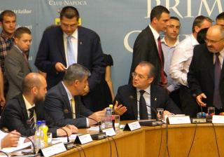 Consilierii locali din Cluj-Napoca nu vor ca tot profitul din Rampa ecologic? de la Pata Rât s? mearg? la CJ Cluj